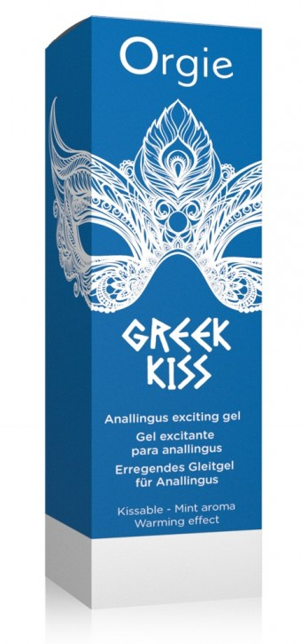 Orgie Greek Kiss 50ml