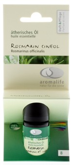 aromalife TOP 14 Rosmarin - Morgenmuffel-Öl 5ml (bio)