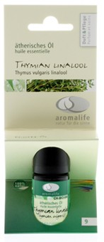 aromalife TOP 14 Thymian - Winter-Öl 5ml (bio)