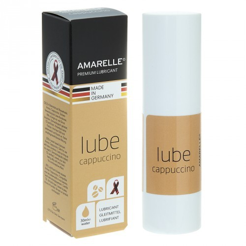 AMARELLE Gleitmittel Cappuccino (Red Ribbon) 30ml