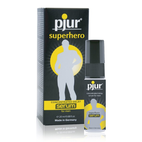 Pjur - SUPERHERO SERUM 20ml