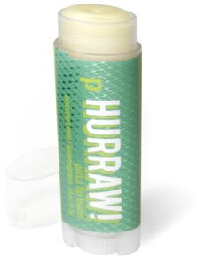 HURRAW! Pitta Coconut-Mint Lip Balm