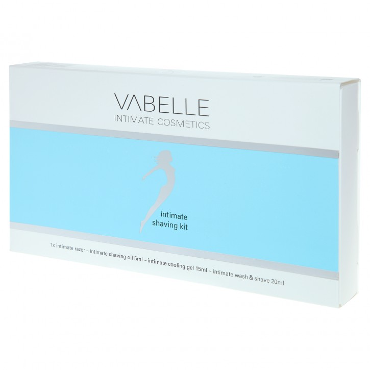 VABELLE intimate shaving kit