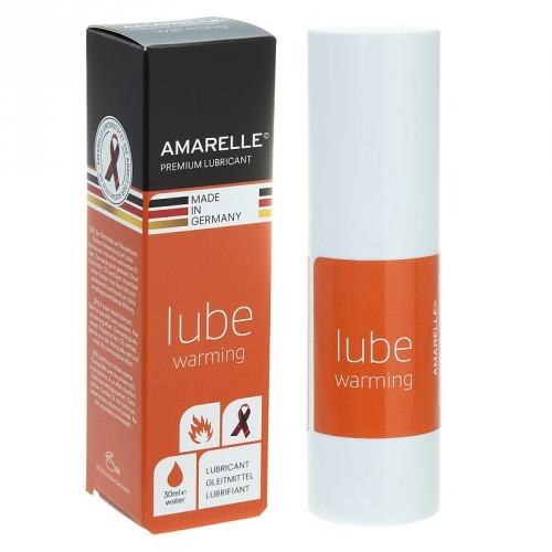 AMARELLE Gleitmittel Warming (Red Ribbon) 30ml