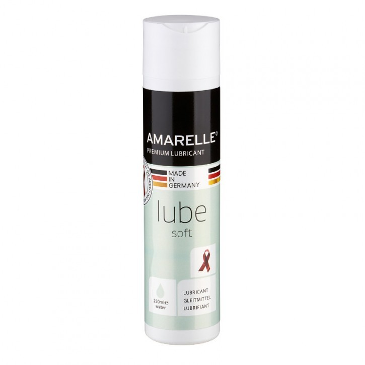 AMARELLE Gleitmittel Soft (Red Ribbon) 250ml