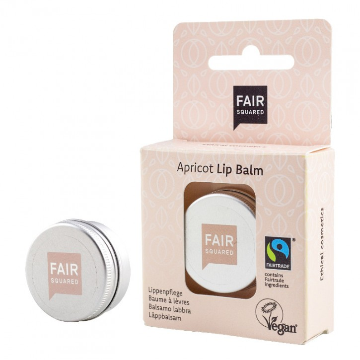 FAIR SQUARED Lip Balm APRICOT SENSITIVE 12g