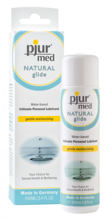 Pjur med - Natural glide 100ml