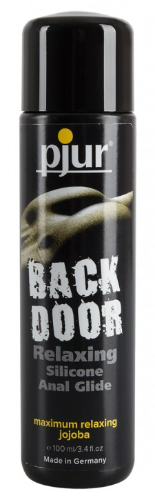 Pjur BACK DOOR Relaxing Silikongleitmittel Anal 100ml