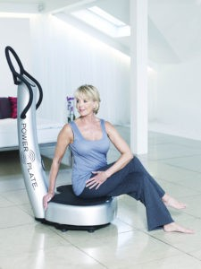 Einzeltraining Powerplate 25 Minuten