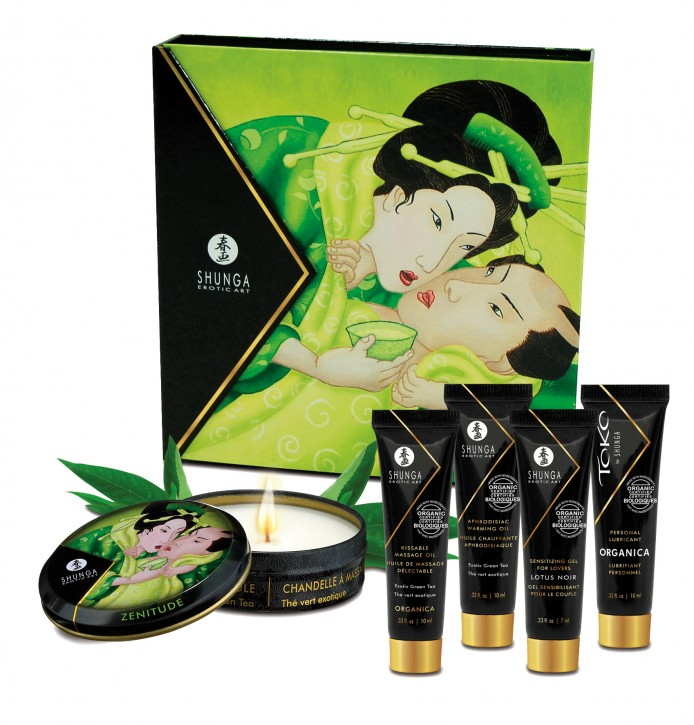 SHUNGA Geisha's Secret Collection Organica