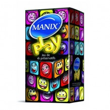 Manix Play 16er Box