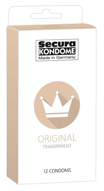 SECURA Kondom Original 12er