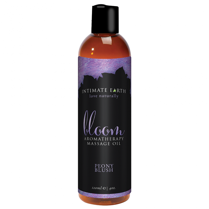 Intimate Earth Bloom Massage Oil 120ml