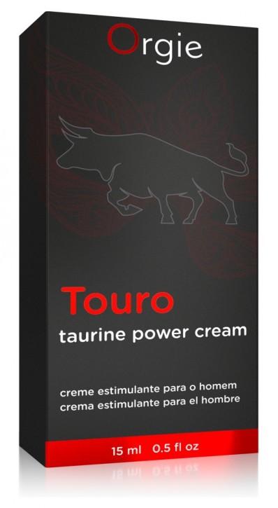 Orgie Touro Taurine Power Cream 15ml