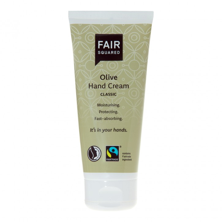 FAIR SQUARED Hand Cream OLIVE 100ml