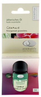 aromalife TOP 14 Geranie - Kommunikations-Öl 5ml (bio)
