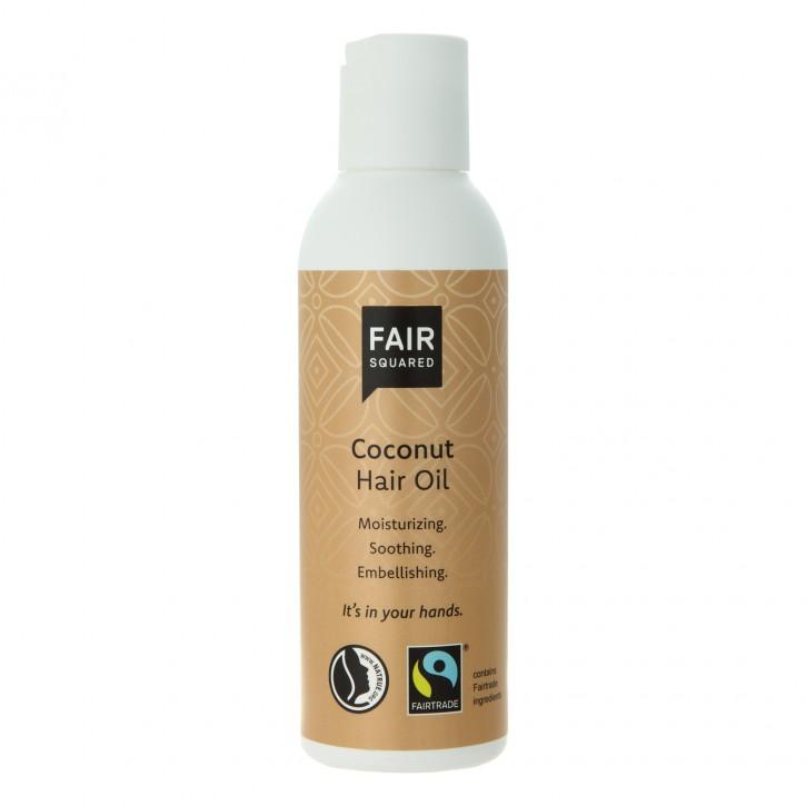 FAIR SQUARED Hair Oil COCONUT 150ml