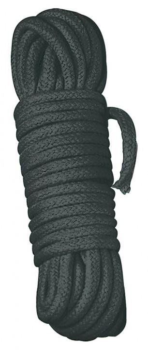 SHIBARI Bondage-Seil schwarz 7m
