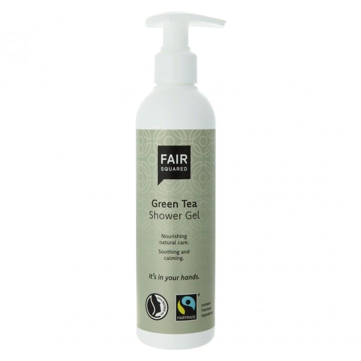 FAIR SQUARED Shower Gel GREEN TEA 250ml