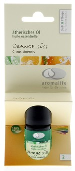 aromalife TOP 14 Orange - Glücksöl 5ml (bio)