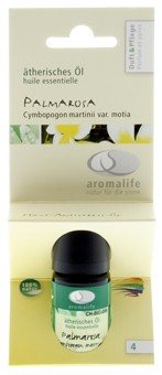 aromalife TOP 14 Palmarosa - Haut-Antistress-Öl 5ml (bio)