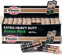 Batterien Vinnic AAA 2 Stück