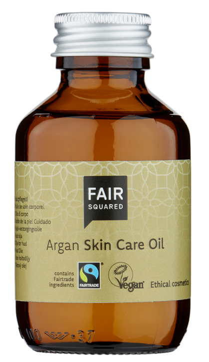 FAIR SQUARED Körperöl Argan 100ml