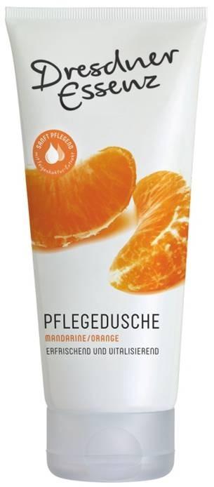 Dresdner Duschgel Orange/Mandarine