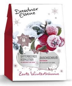 Dresdner Geschenkset zarte Winterträume