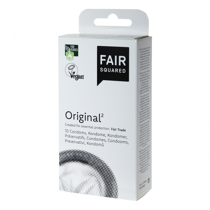 Fair Squared Original vegan - 10er
