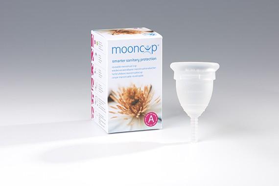Mooncup® Menstruationsbecher Größe A