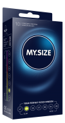 MY.SIZE Kondome Grösse 49mm 10er