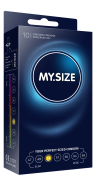 MY.SIZE Kondome Grösse 53mm 10er