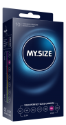 MY.SIZE Kondome Grösse 64mm 10er