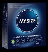 MY.SIZE Kondome Grösse 47mm 3er