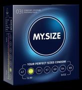MY.SIZE Kondome Grösse 49mm 3er