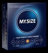 MY.SIZE Kondome Grösse 57mm 3er