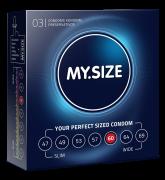 MY.SIZE Kondome Grösse 60mm 3er