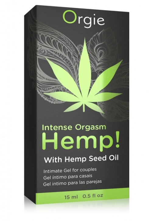 Orgie Intense Orgasm Hemp 15ml