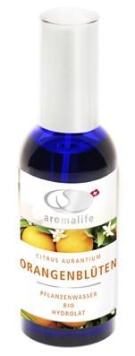 aromalife Pflanzenwasser Orangenblüte Bio 100ml