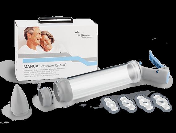 MEDintim MANUAL Erection System