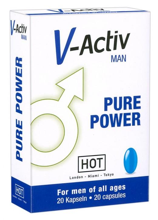 HOT V-Active Man 20 Kapseln
