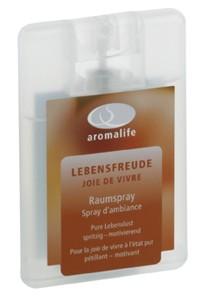 aromalife Visicard Raumspray Lebensfreude 18ml