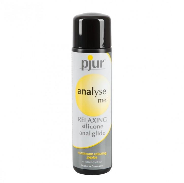 PJUR analyse me! Relaxing Anal glide 100ml (silikonbasis)