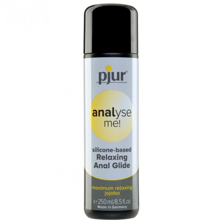 PJUR analyse me! Relaxing Anal glide 250ml (silikonbasis)