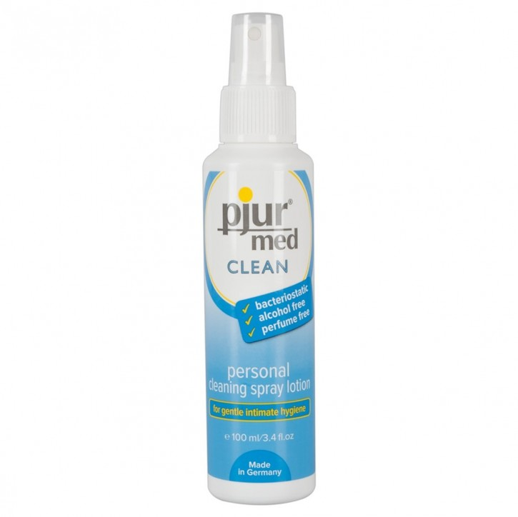 pjur med Cleaning Spray 100ml