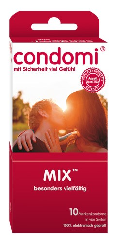 Condomi Mix 10er - Kondome
