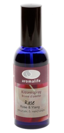 aromalife Kissenspray Rose/Ylang Ylang 100ml