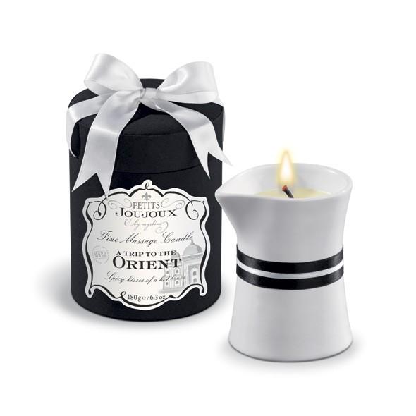 Petits Joujoux Massage Candle Orient 190g