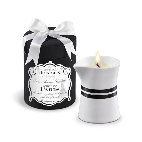 Petits Joujoux Massage Candle Paris 190g